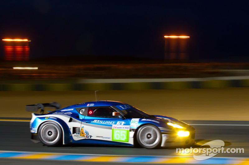 Johnny Mowlem Le Mans 24H Race Report