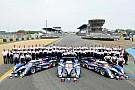 Peugeot Le Mans Scrutineering Report
