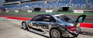 DTM Mercedes Going For Victory At Lausitz In Germany