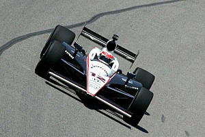 IndyCar Team Penske Milwaukee Mile Friday Report