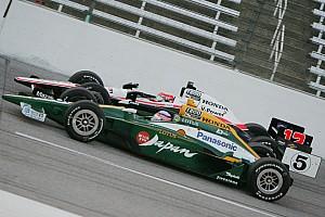 IndyCar IndyCar Milwaukee Mile Qualifying Report