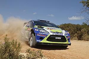 WRC FERM Power Tools Acropolis Rally Event Summary