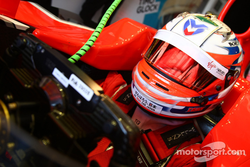 Glock To Race In Valencia With Cut Finger