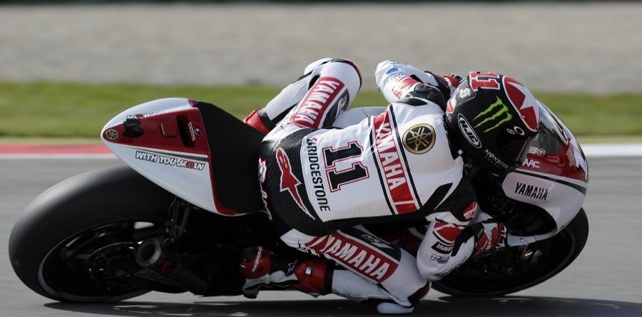 Spies Grabs Historic MotoGP Win For Yamaha At TT Assen