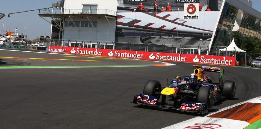 Red Bull F1 European GP - Valencia Race Report