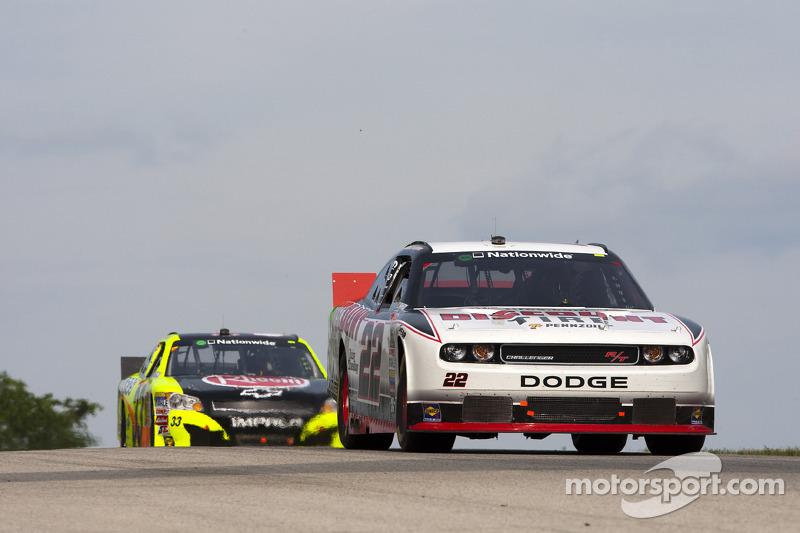 Jacques Villeneuve Road America Race Report