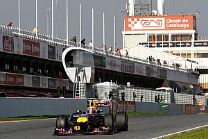 Formula 1 Track Says F1 Barcelona Axe Reports 'Invented'