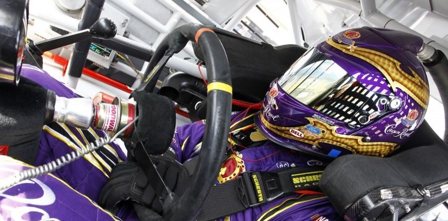 Matt Kenseth - NASCAR Daytona 400 Media Visit