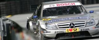 DTM Spengler Takes Pole For DTM Race At Norisring, Nuremberg