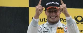 DTM Spengler wins all wet DTM race at Norisring