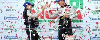 Le Mans Peugeot Takes 1-2 Finish at Imola ILMC race