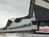 Renewed Silverstone Circuit All Set For British F1 GP