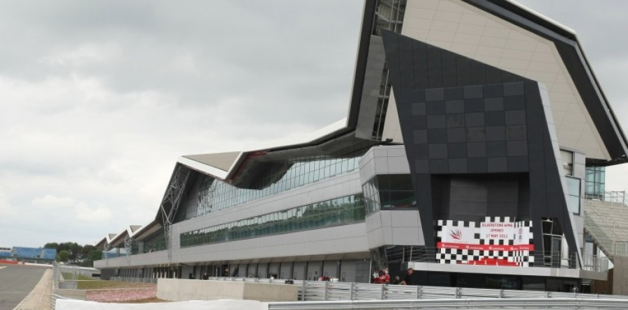 Renewed Silverstone Circuit All Set For British F1 GP
