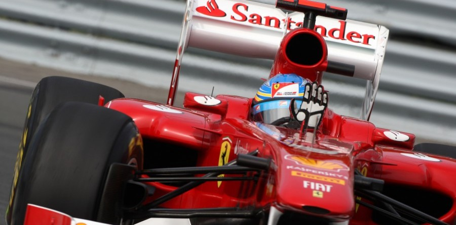 Ferrari F1 In Good Spirits For British GP At Silverstone