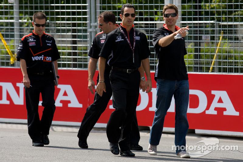 Team Penske Toronto Qualifying Report