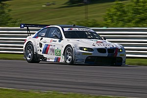 ALMS BMW Team RLL Lime Rock Race Report