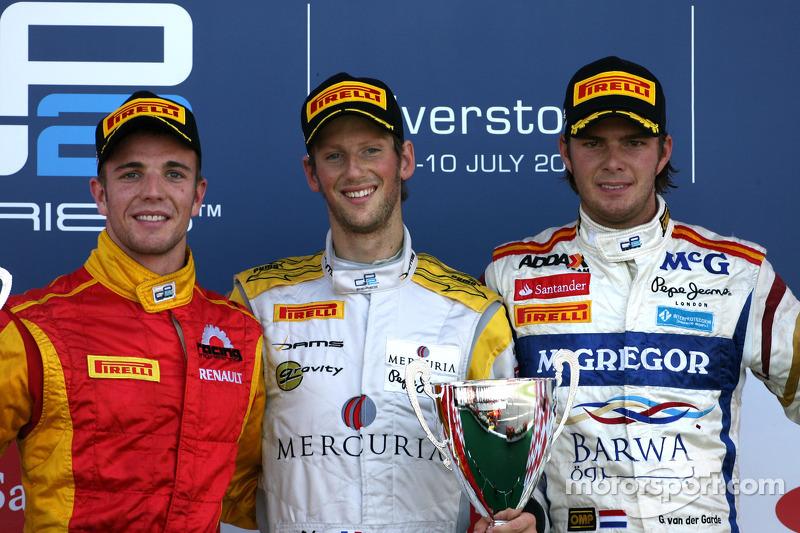 GP2 Series Silverstone Race 2 Press Conference