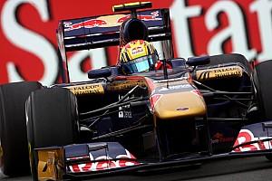 Formula 1 Friendly Wager Shows Alguersuari Back In Favour