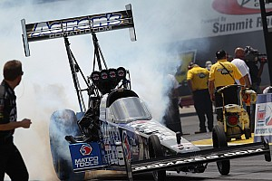 NHRA Anton Brown Joliet Final Report