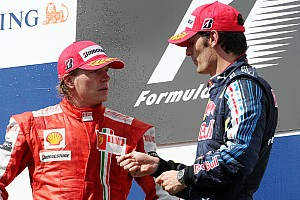 Formula 1 Raikkonen To Replace Webber At Red Bull - Report