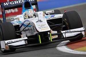 FIA F2 Barwa Addax Team Silverstone Race 1 Report