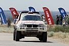 BMW X-raid Dakar Series Silk Way Rally Day 2 Report