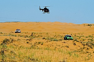Cross-Country Rally BMW X-Raid Dakar Silk Way Rally Stage 5 Report