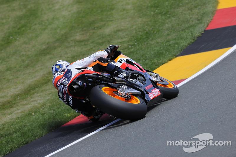 Repsol Honda German GP Friday Report