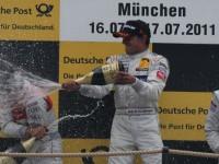 Spengler Wins Final Race At DTM Show Event In Munich