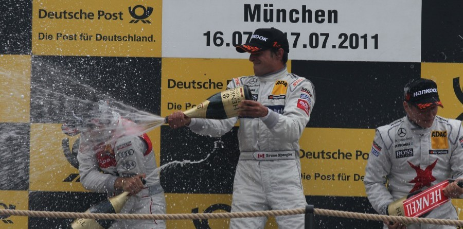 Spengler Wins Final Race At DTM Show Event In Munich