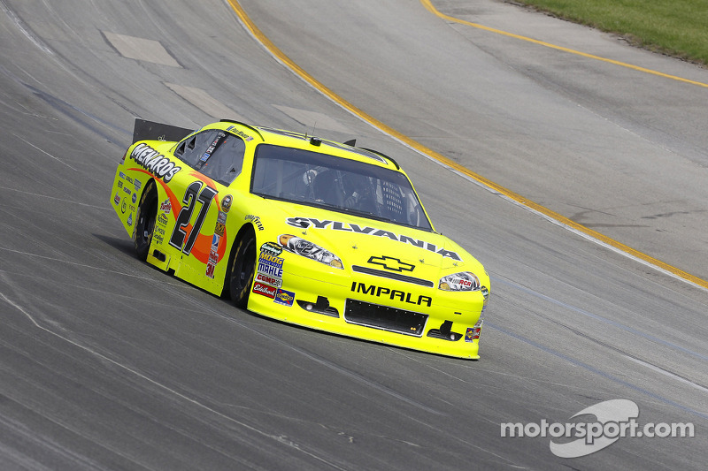 Richard Childress Racing Loudon 301 Race Report