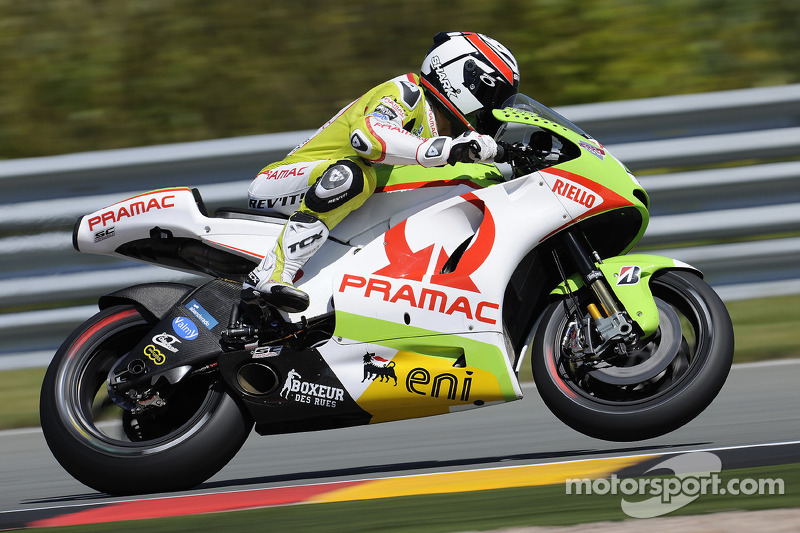 Pramac Racing German GP Race Report
