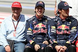 Formula 1 Vettel's Chasers Face James Hunt-Like Title Task