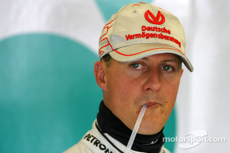 Schumacher To Mark 20th Anniversary With Black Cap