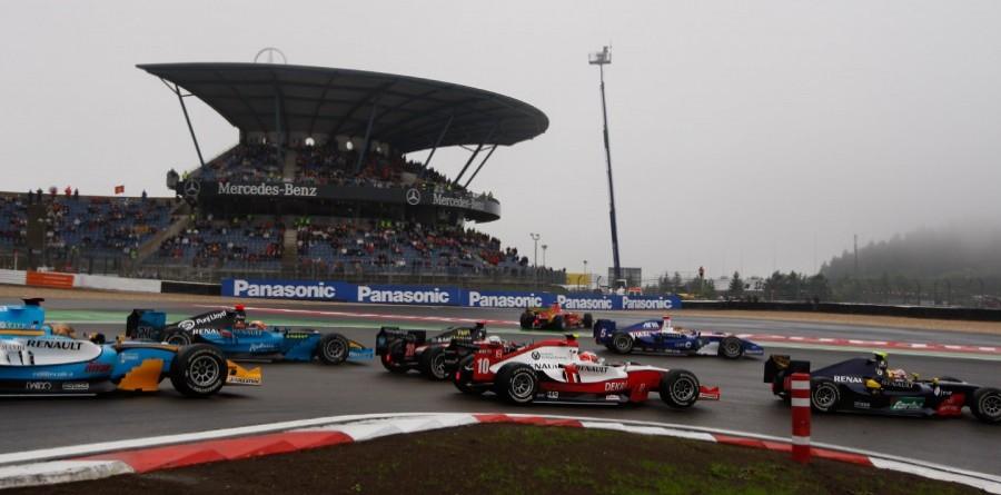The GP2 Series Returns To The Nürburgring