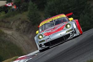 ALMS Porsche Motorsport Mosport Qualifying Report