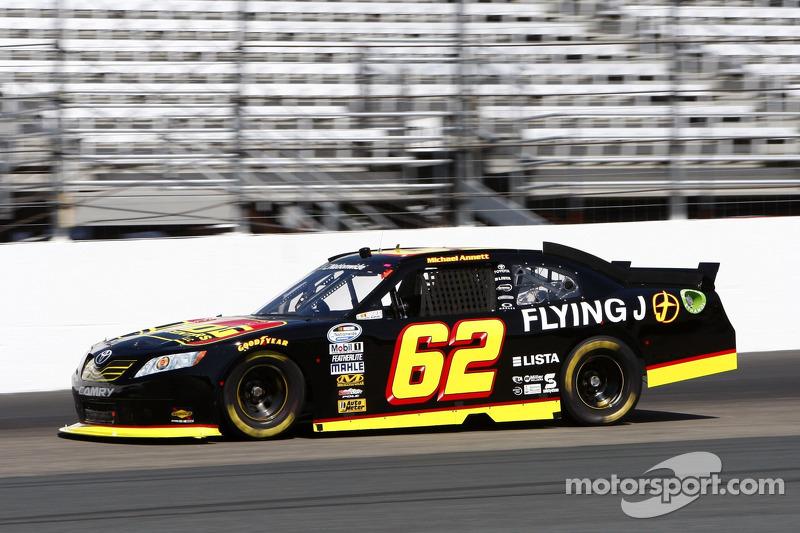 Michael Annett Nashville 300 Race Report