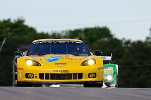 ALMS Oliver Gavin Mosport Race Report