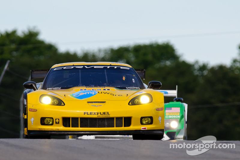Oliver Gavin Mosport Race Report