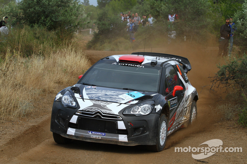 Citroen Racing Technologies Backs Privateers At Rally Finland