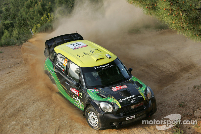 Brazil WRT Tackles Rally Finland