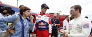 WRC Citroen Teammates Battle For Rally Finland WRC Win