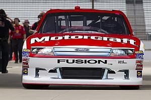 NASCAR Cup Trevor Bayne  Indianapolis Qualifying Report