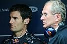 Webber To 'Probably' Retire In 2012 - Marko
