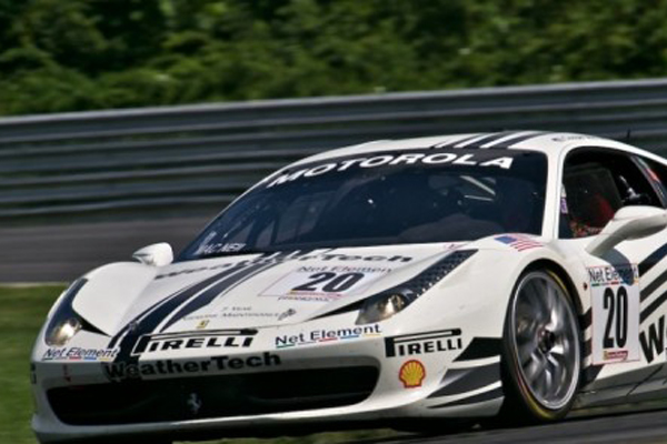 Cooper MacNeil Lime Rock Ferrari Challenge Weekend Summary