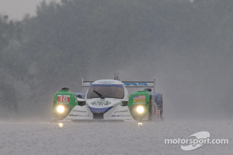 Dyson Racing Mid-Ohio Race Report