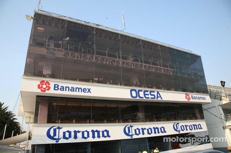 F1 Return For Mexico 'Being Studied' - Slim