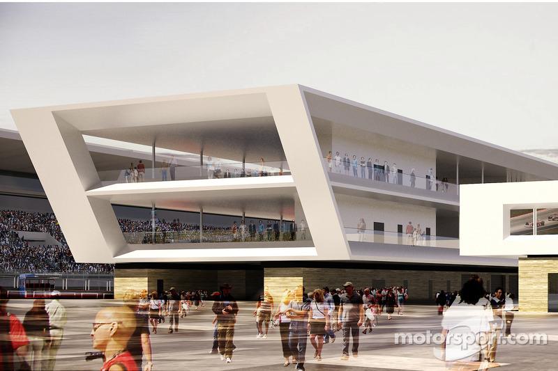 Ecclestone Confirms United States Grand Prix in November