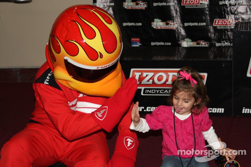 Firestone Racing prepared for Loudon