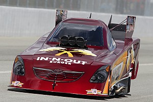 NHRA Troxel hopes to have fun at Brainerd
